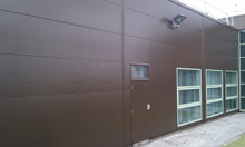 Cladding Over Painting After